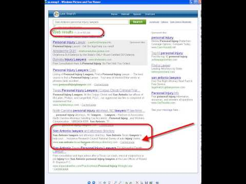 San Antonio Lawyers Internet Directory