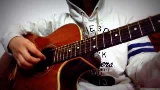 CHỈ ANH HIỂU EM - Guitar Cover by Nate