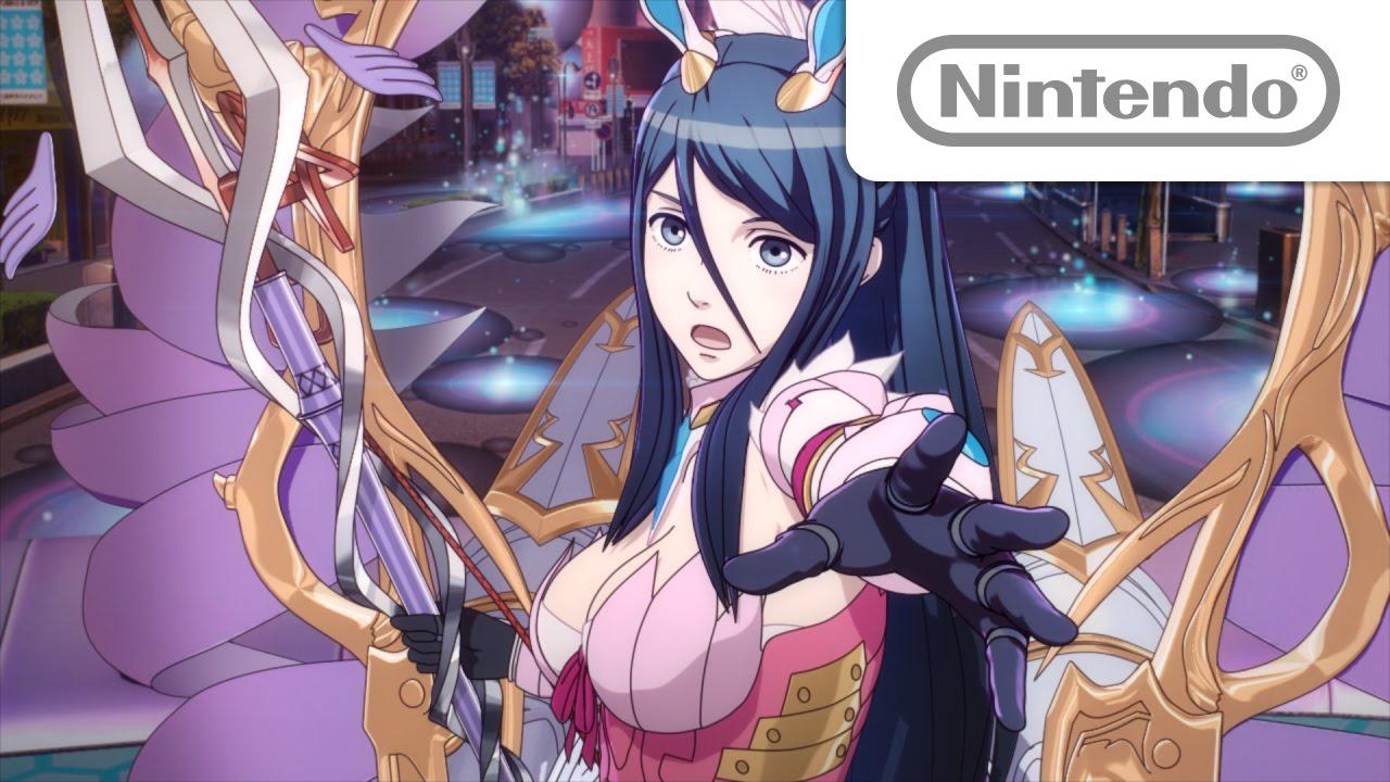 Nintendo direct 2015 4 2 fe youtube for Fe camilla