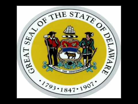 The new SECRETS OF THE STATES -- Delaware
