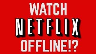 Video Netflix lets you download videos for offline play download MP3, 3GP, MP4, WEBM, AVI, FLV Oktober 2018