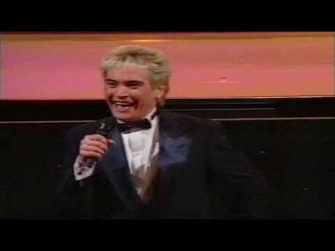Billy Pearce. (Royal Variety Performance) Victoria Palace Theatre 1991