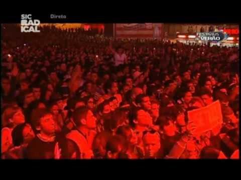 Kaiser Chiefs Super Bock Super Rock 2013