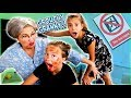 GROUCHY GRANNY GAME IN REAL LIFE!!! CAN WE ESCAPE?!