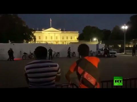 إغلاق البيت الأبيض على خلفية الاحتجاجات  - نشر قبل 2 ساعة