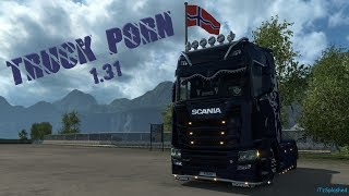 Truck Porn▪Scania S Mighty Griffin▪ETS2 1.31▪1080p/60fps