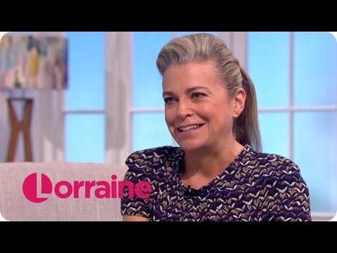 Jane Fallon On Partner Ricky Gervais' Golden Globe Jokes  Lorraine