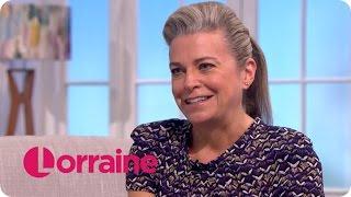 Jane Fallon On Partner Ricky Gervais' Golden Globe Jokes | Lorraine
