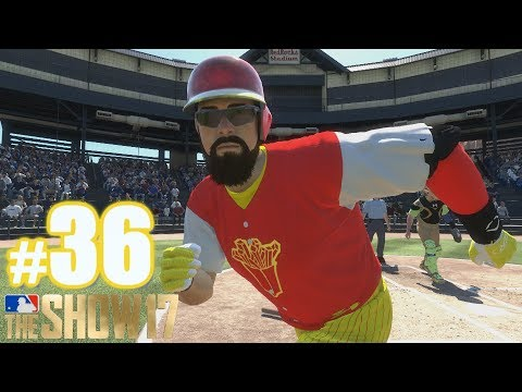 GAME OF THE YEAR AGAINST BENNY! | MLB The Show 17 | Diamond Dynasty #36