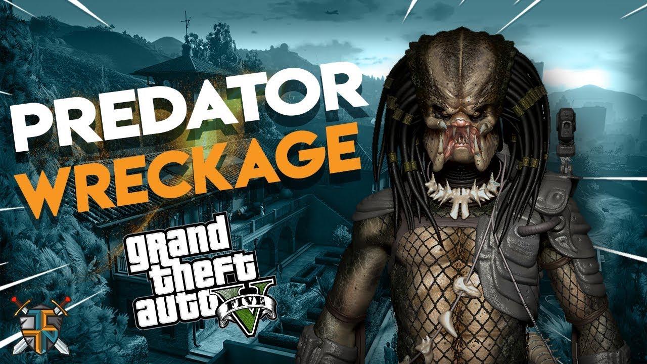the-predator-wreckage-gta-5-new-the-predator-mod-2018-fun