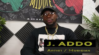 J.Addo Talks Going Viral, New Single 'Right Now', Comeback Season,  + more!