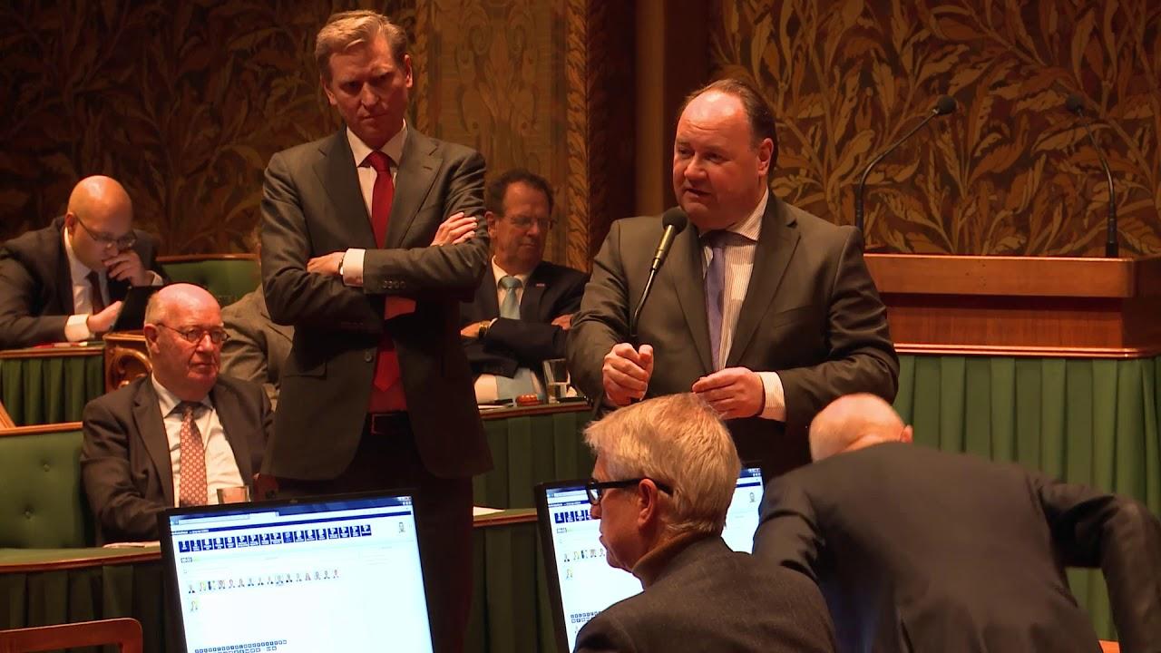 """Geen € 50 miljard naar """"Wiebes fonds"""" maar lastenverlichting"""