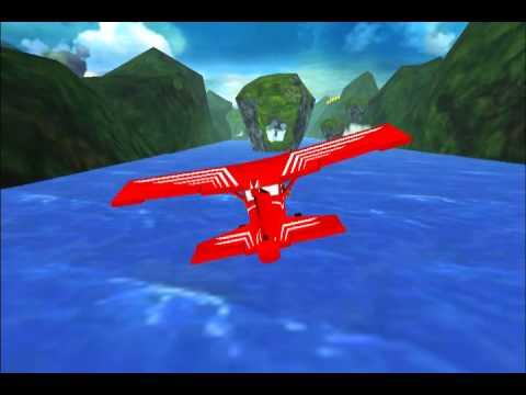 3D Planes Bravo - Game Teaser