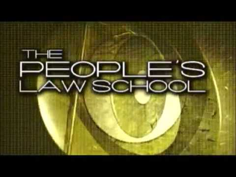 The People's Law School - Alabama: Attorney Josh Hayes - Tort Law