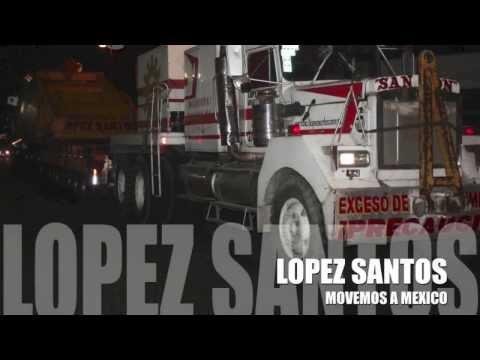 Maniobra y Transporte de Tanque a la Ciudad de Xalapa