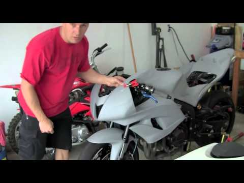 How To Install Motorcycle Fairings