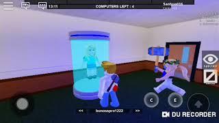 2Video von ROBLOX und ich bin pecimo im Marder