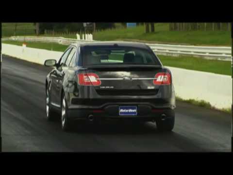 MotorWeek Road Test: 2010 Ford Taurus