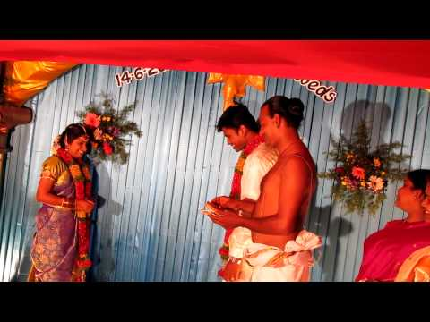 Abhiraman weds Radha