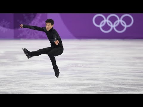 American Figure Skater Nathan Chen Becomes First Person to Land Six Quadruple Jumps in Competition!