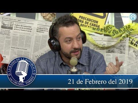 Azul, pintado de Azul - La Radio de la República
