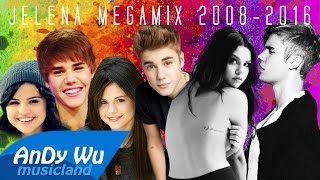 JELENA Megamix (2008-2016) | Justin Bieber & Selena Gomez (Mashup from Revival to Purpose )