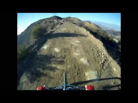 20121123, Mountain Biking Skyline in Corona to Green River Golf Course.wmv