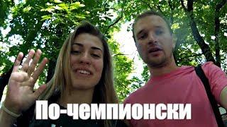 По-чемпионски / Екатерина Томашевская / плавание