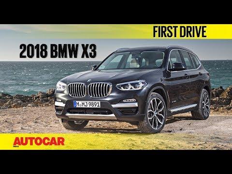 BMW X3   First Drive   Autocar India