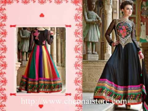 Cheap Salwar Kameez Online shopping - YouTube