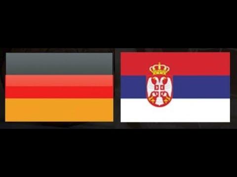Cela utakmica:    Serbia - Germany  22 : 22