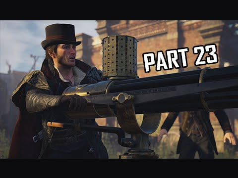 Assassin's Creed Syndicate Walkthrough Part 23 - Hullo Mr ...