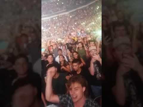Humble Concert Challenge Destruction! Columbus, Ohio! #kendricklamar