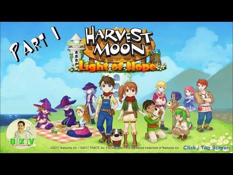 Harvest Moon: Light of Hope ภาคใหม่มาแล้ว 1819/11/17