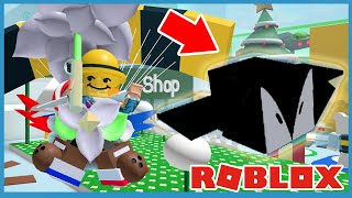 New Mystery Mythic Bee in Roblox Bee Swarm Simulator