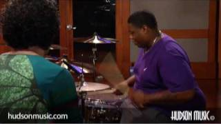 Aaron Spears: Beyond the Chops - One on One with Jojo Mayer