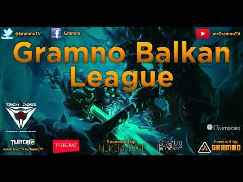 Gramno Intervju - Atrox Gaming