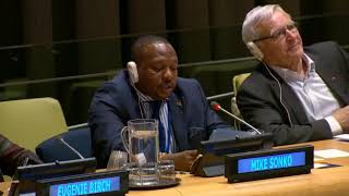 SEE THE FULL SPEECH OF NAIROBI GOVERNOR SONKO AT THE UN HEADQUARTERS IN NEW YORK, UNITED STATE.