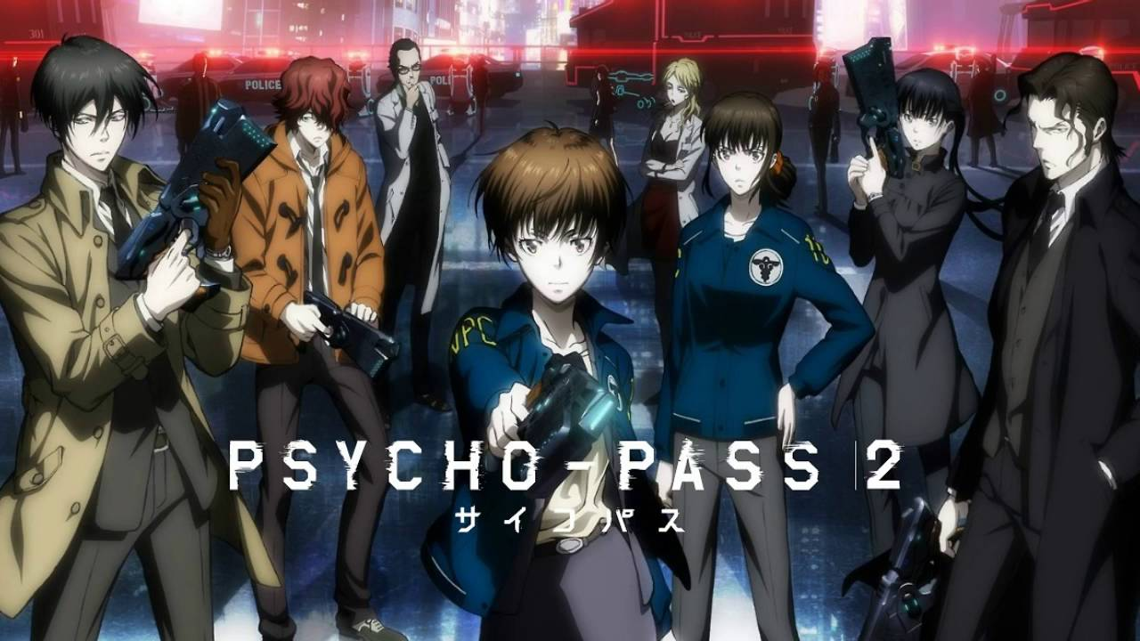 Psycho Pass S2 Review - YouTube