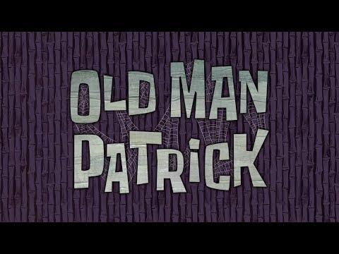 SpongeBob: Old Man Patrick (Music Only)