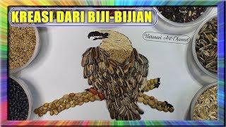 Unduh 65 Foto Gambar Burung Hantu Kolase Dari Biji Bijian HD Paling Keren Gratis