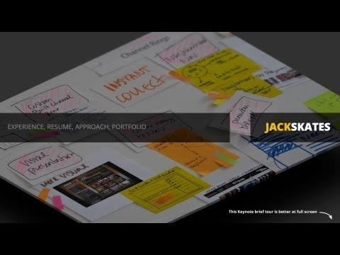 Jack Skates - UX Consultant