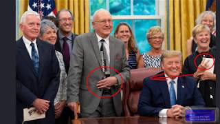The Growing Awareness David Koch Dead ... IG Report Coming ...  Presidential Medal of Freedom 8-23-2