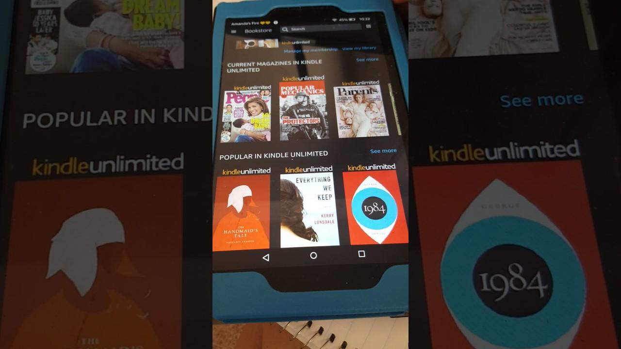 Kindle return books 📚