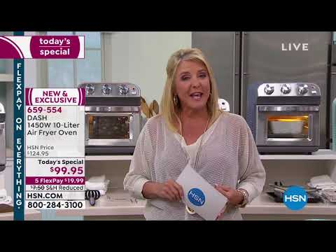 HSN | Kitchen Solutions Featuring DASH 09.21.2019 - 09 PM