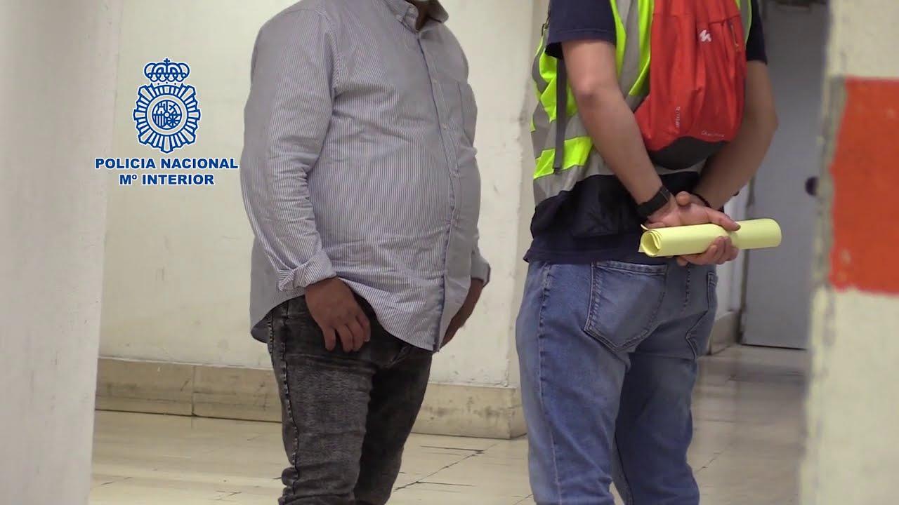 La Policía Nacional desarticula una organización dedicada al tráfico de migrantes dominicanos