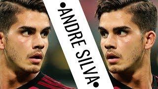 André Silva • 2017/18 • Milan • Best Skills, Passes & Goals • HD