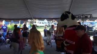 Chicken Dance Galveston Octoberfest