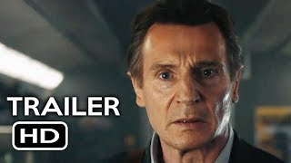 The Commuter Official Trailer #1 (2018) Liam Neeson, Vera Farmiga Thriller Movie HD