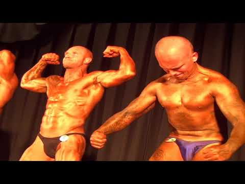 Plymouth Amateur Bodybuilding Championships 2012  First Time and Older